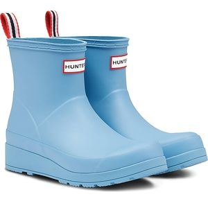NEW IN BOX Hunter Play Boot Short Pale Blue